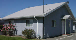 Bible Baptist Church nursery building