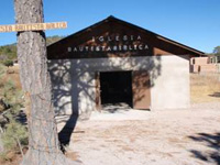 Bible Baptist and Bethel Baptist Church members build new church building in Mexico