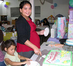 Baby Shower at Bible Baptist Church